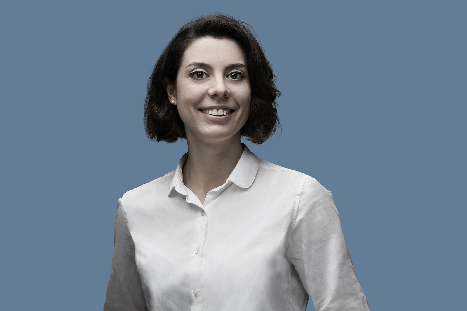 PLÜCOM Team Friederike Sajdak